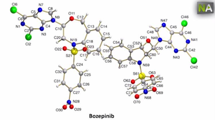 Bozepinib