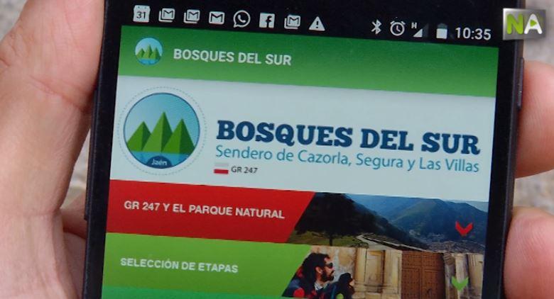 Bosques del Sur App