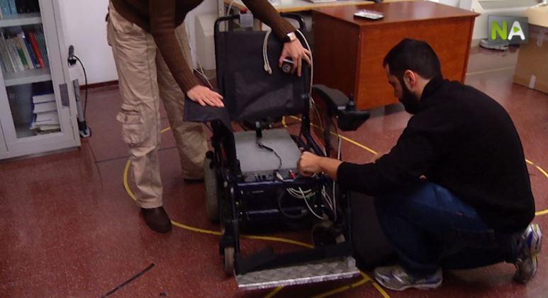 Rollstuhl Carmen
