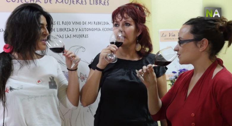 Wein Frauen